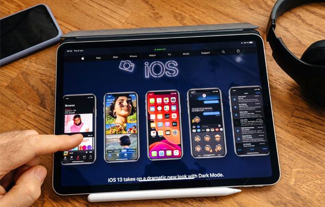 Mobile iPhone et iPad